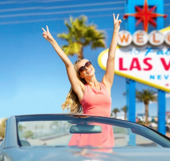 Girls in Las Vegas