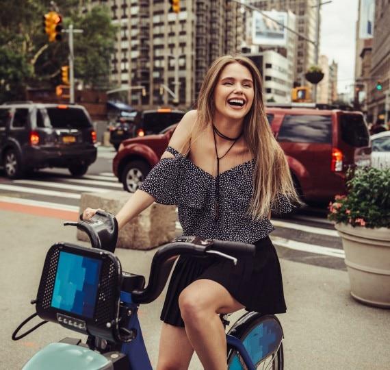 Girls in New York