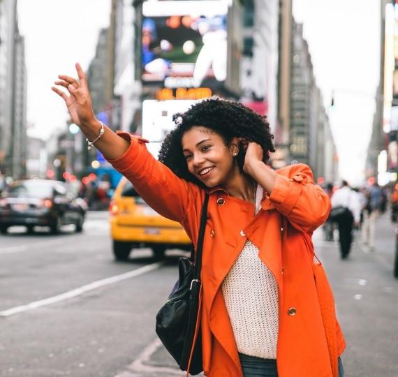 Picking Up Women in New York