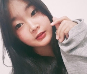Big and pretty 20 year old from Japan