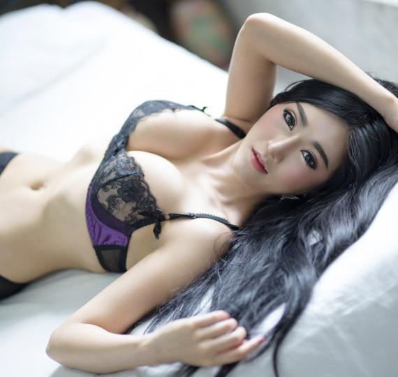 Horny Asian Woman