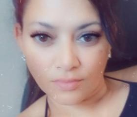 Cute pregnant mature brunette