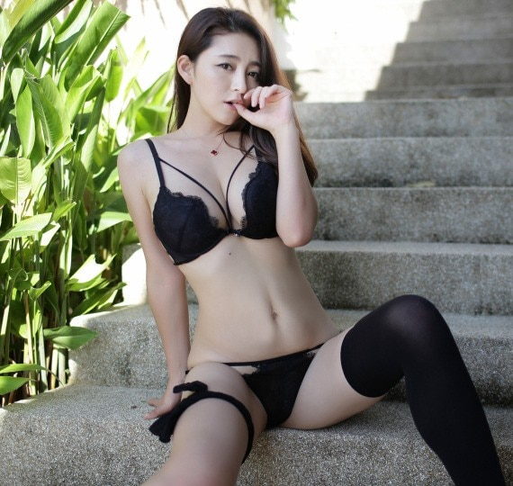 Japanese American Girl